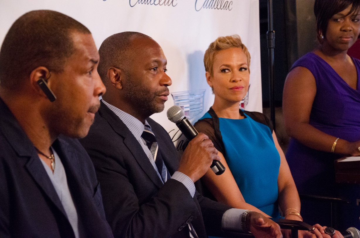 Jeff Friday Announces Foundation Support For Black Artists At ABFF Cadillac Event
