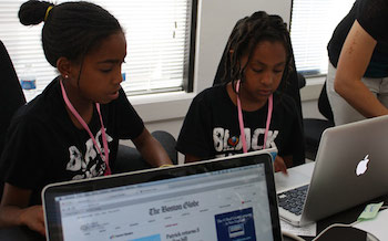 10 Twitter Reactions to Black Girls CODE's Hackathon