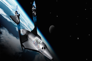 Google Wants In On Virgin Galactic's Space Business