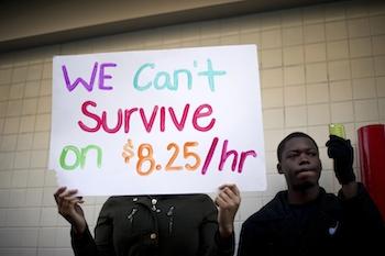 Nationwide Minimum Wage Campaign Goes Grassroots