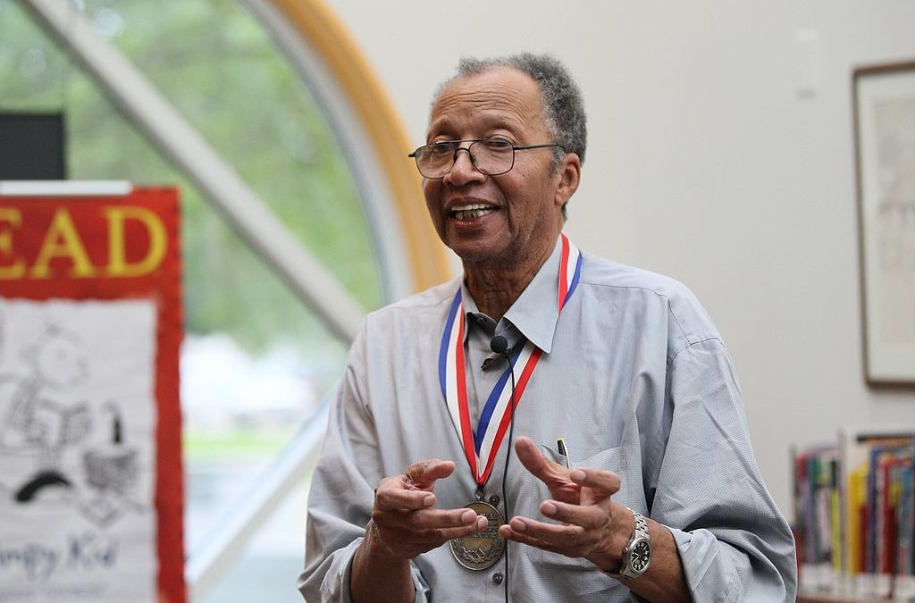 10 Facts About Children's Author Walter Dean Myers