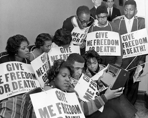 """Civil Rights Anthem """"We Shall Overcome"""" Now Subject Of Major Lawsuit"""