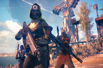 Sci-Fi Fascinations: 10 Twitter Reactions To Bungie's Destiny Beta Unveiling