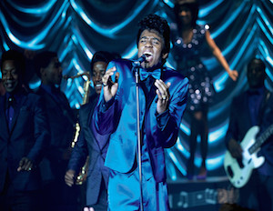 'Get on Up' Actor Chadwick Boseman Talks James Brown Boss Moves