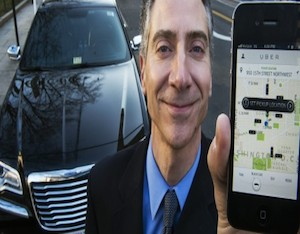 Washington D.C. Taxi Commission Developing Uber Competitor