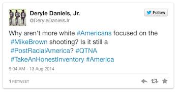 post-racial america