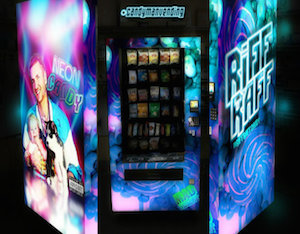 Rappers Riff Raff & Krayzie Bone Partner With Candyman Vending Company