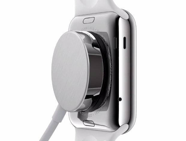Apple Watch Magsafe charger