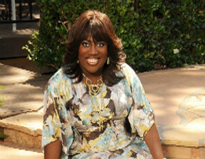 Comedienne Sheryl Underwood Talks Health Challenge and Campaign for Advocacy