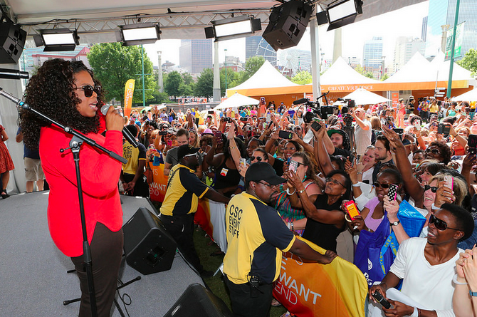 [RECAP] Oprah's 'The Life You Want' Weekend Stops In Atlanta