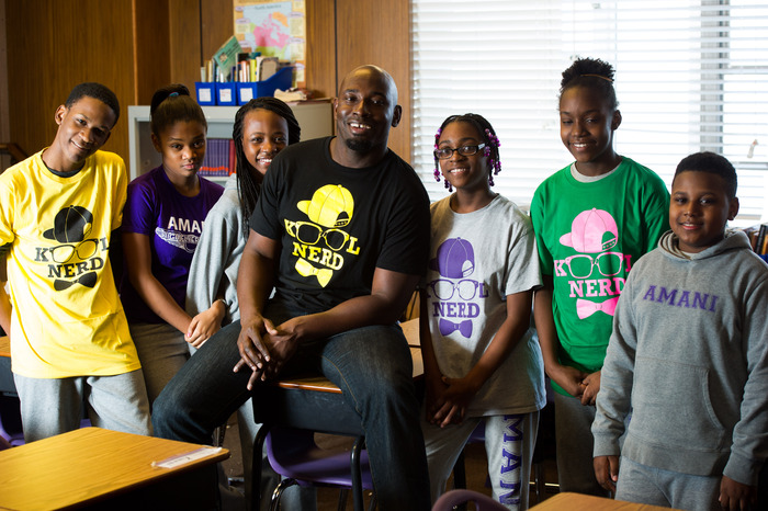 Young Entreprenuer Talks Educational Clothing Line and Kickstarter Success