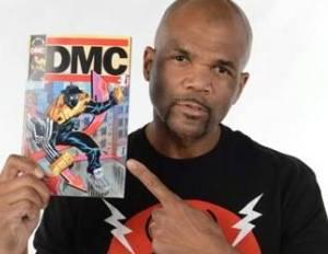 DMC Now Stands for Darryl Makes Comics