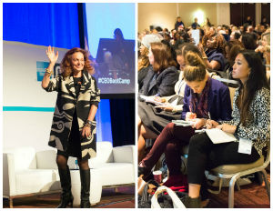 American Express OPEN Inspires Women Entrepreneurs at CEO BootCamp