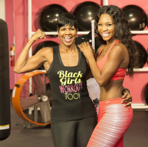 Black Girls Workout Too: Mother-Daughter Duo Promotes Fitness Among Minorities