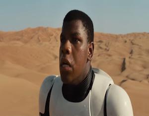 John Boyega Awakens Masses In New 'Star Wars' Teaser Trailer