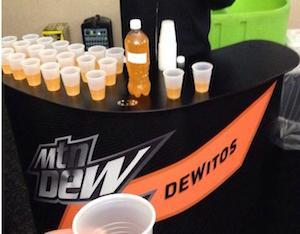Mountain Dew To Release Doritos-Flavored Soda
