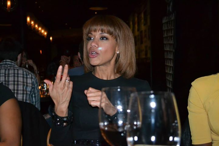 ColorComm NYC Hosts Dinner and Dialogue With Tricia Clarke-Stone