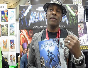 Director Eric Dean Seaton Offers a Preview of His Graphic Novel Series