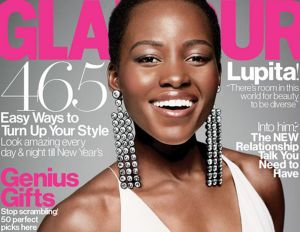Lupita Nyong'o is Glamour's Woman of the Year