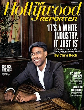 """Chris Rock Slams Hollywood: """"It's A White Industry"""""""