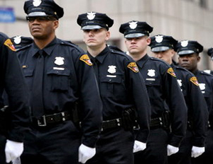At National Police Week, Police Are Forced To Reflect On Social Climate