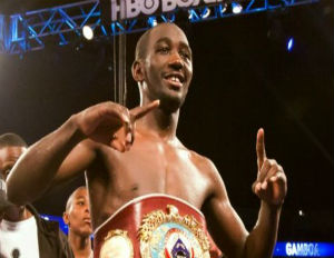 Terence Crawford Earns his Second Title Defense on Nov. 29