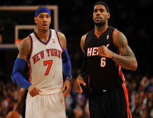 Social Media Ranking for Top Black NBA Earners