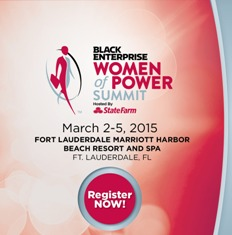 Six Good Reasons You Should Attend Black Enterprise Women of Power Summit