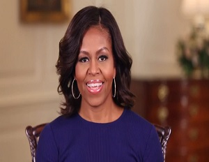 [WATCH] Celebrities Step up to Michelle Obama's 'Gimme Five' Challenge with Healthy Meals