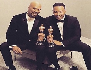Common and John Legend Address Civil Rights Issues of Today in Moving Oscar Speech