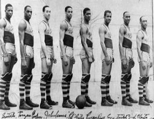 This Day In History: First Black Pro Basketball Team Established