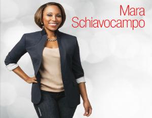 Journalist Mara Schiavocampo Talks Juggling Career Demands and Weight Loss