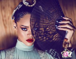 Sneak Peak: Rihanna Teases 'Secret Garden' Dior Campaign