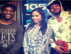 Power 105.1's Angie Martinez and The Breakfast Club Take Over Our World with Black Enterprise