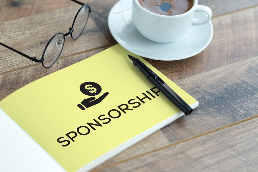how to get a sponsor