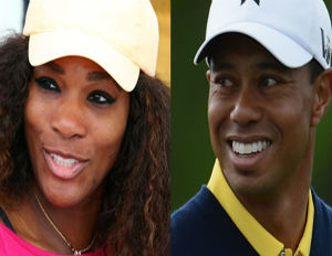 Serena Williams and Tiger Woods: The Rise and Fall