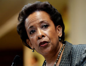 [Update] Loretta Lynch Makes History as First Black Female Attorney General