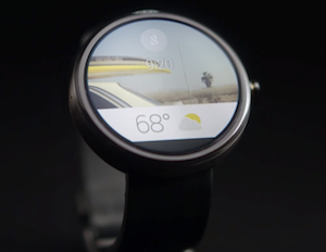 Google's Android Wear Update Takes on Apple Watch