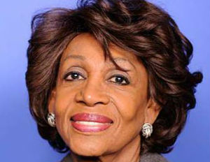 Financial Literacy Month: Congresswoman Maxine Waters Takes On the Wealth Gap