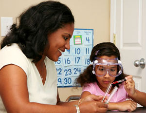 STEM Mentoring Programs Invite Girls of Color into the Industy
