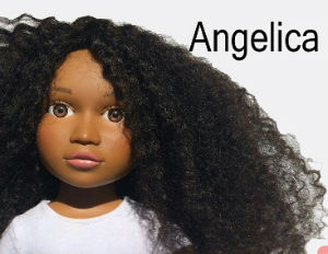 Parents Create Black Doll for Their Daughter