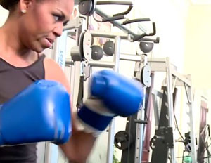 [WATCH] FLOTUS Michelle Obama Shares Her Intense Workout