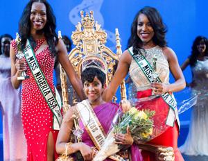 Miss Nigeria USA Crowns 2015 Queen