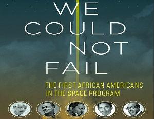 New Book Tells Stories of Black Pioneers in Space Program