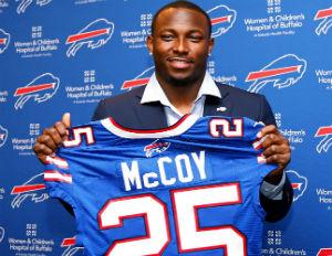 LeSean Mccoy Claims Eagles Coach Got Rid of 'The Good Black Players'