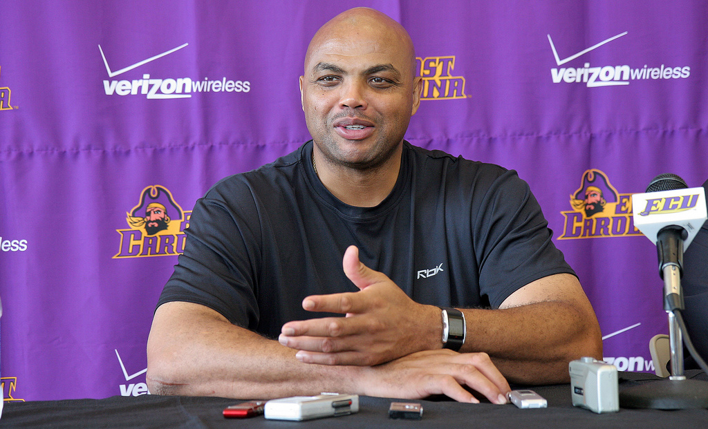 Charles Barkley to Donate Millions to Charity, Higher Ed