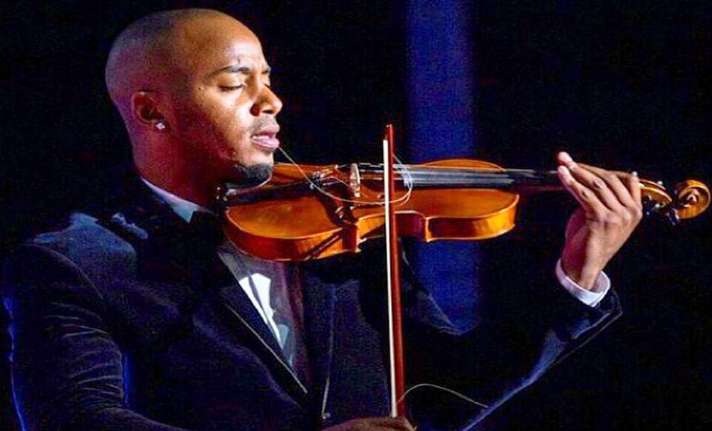 BE Modern Man: Meet Emmy Award-Winning Violinist Damien Escobar