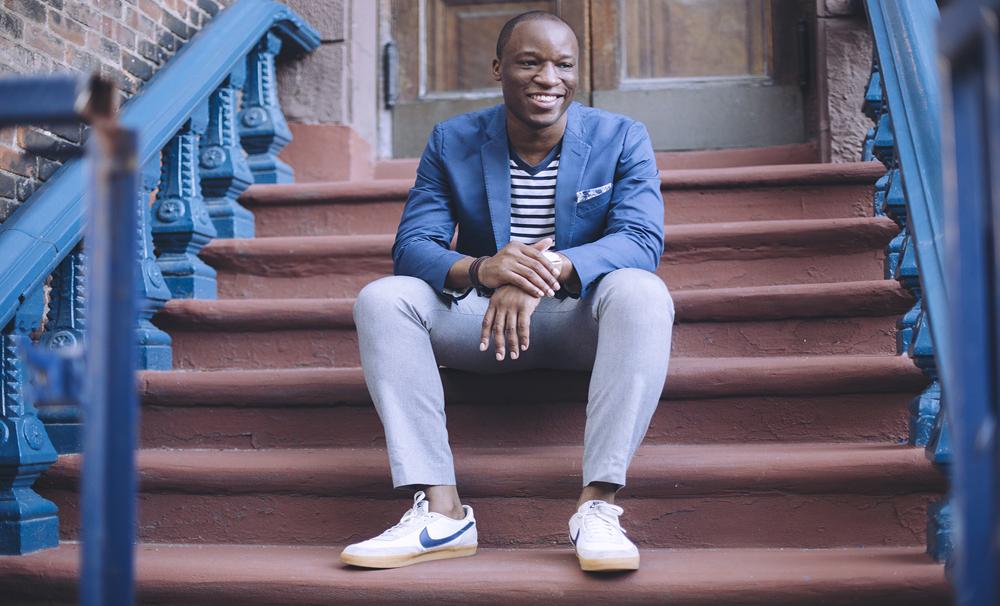 """BE Modern Man: Meet """"The Sole Man"""" Emeka Anen"""
