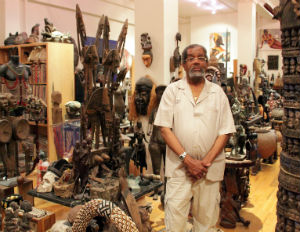 Art Collector Talks African Art and Gives Buying Tips