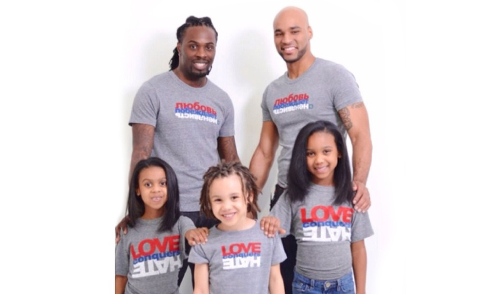 [Dynamic Dads] Picture Perfect: Kordale and Kaleb on Raising Their Own Picture Perfect Family